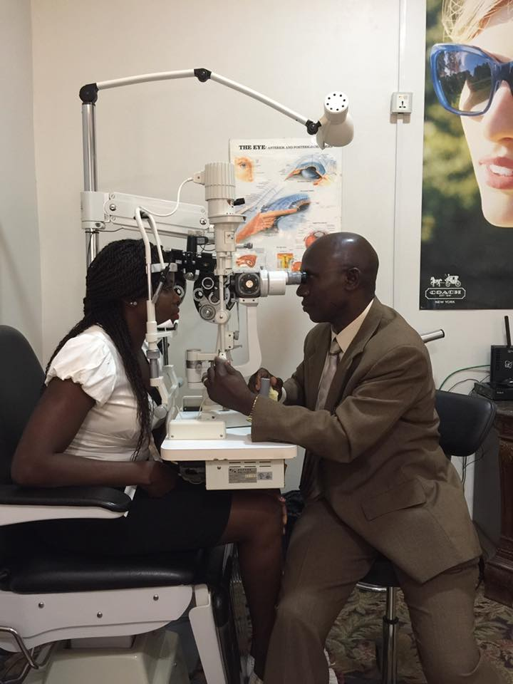 Atlanta Eye Clinic is founded by Dr. Andrew Iteghie, an American trained and licensed Eye Care Specialist