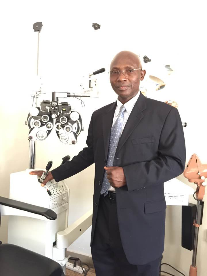 Atlanta Eye Clinic is founded by Dr. Andrew Iteghie