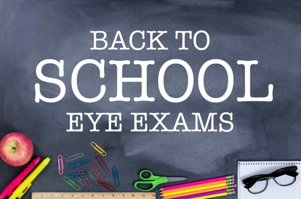 Back-To-School: Don't Forget Your Child's Eye Exam