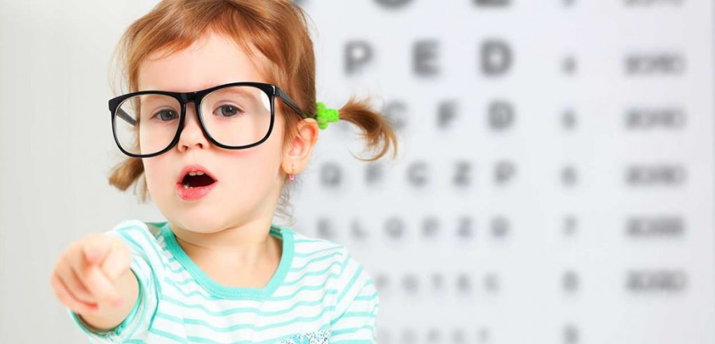 Signs That Your Child is Having Trouble Seeing